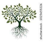 vector illustration   green... | Shutterstock .eps vector #1025655226