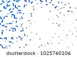 blue vector cover with rounded... | Shutterstock .eps vector #1025760106