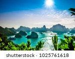 View On Karst Landscape By...