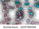 light colored vector layout... | Shutterstock .eps vector #1025786968