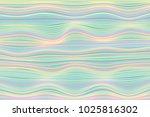 wavy stripes. trendy curve... | Shutterstock .eps vector #1025816302