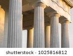 greek style pillars