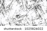 halftone grainy texture with... | Shutterstock .eps vector #1025826022