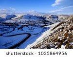 peak district  derbyshire  uk.... | Shutterstock . vector #1025864956