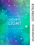 mystic astrology related cosmic ... | Shutterstock .eps vector #1025867818