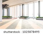 resting area of a building ... | Shutterstock . vector #1025878495