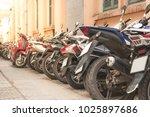 ho chi minh city  vietnam  12... | Shutterstock . vector #1025897686