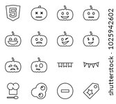 flat vector icon set   html5... | Shutterstock .eps vector #1025942602