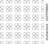 seamless ornamental vector... | Shutterstock .eps vector #1025958865