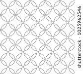 seamless ornamental vector...   Shutterstock .eps vector #1025962546
