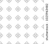 seamless vector pattern in... | Shutterstock .eps vector #1025963482