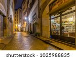 florence italy 06 january 2018... | Shutterstock . vector #1025988835