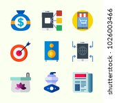 icons about lifestyle with... | Shutterstock .eps vector #1026003466
