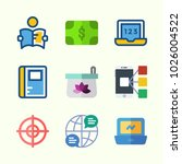icons about lifestyle with... | Shutterstock .eps vector #1026004522