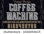 font.alphabet.script.typeface... | Shutterstock .eps vector #1026043615