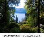 como lake viewing from villa... | Shutterstock . vector #1026062116