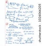 retro vector background with... | Shutterstock .eps vector #1026066205
