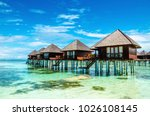 Exotic Wooden Houses On The...