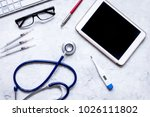 concept of appointment to... | Shutterstock . vector #1026111802