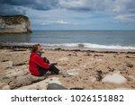 flamborough  england   july 15... | Shutterstock . vector #1026151882