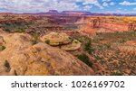 canyonlands national park vista ... | Shutterstock . vector #1026169702