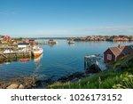 Idyllic Fishing Village Reine...
