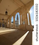 fatima church pilgrimage site....   Shutterstock . vector #1026182032