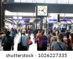 zurich  switzerland    june 03  ... | Shutterstock . vector #1026227335