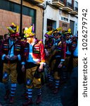 velez malaga  spain   february... | Shutterstock . vector #1026279742