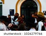 velez malaga  spain   february... | Shutterstock . vector #1026279766