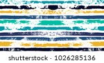 paint lines seamless pattern.... | Shutterstock .eps vector #1026285136