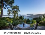 morning view over fidalgo | Shutterstock . vector #1026301282