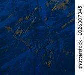 abstract painting. ink handmade ... | Shutterstock . vector #1026307345