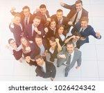 professional business team... | Shutterstock . vector #1026424342