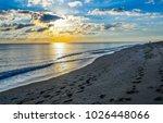 The Sun Rising On A Florida...