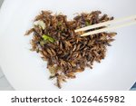 Eating Fried Crickets One Kind...