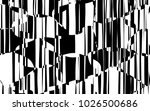 random chaotic lines abstract... | Shutterstock .eps vector #1026500686