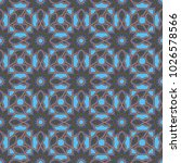 geometric circle element made... | Shutterstock .eps vector #1026578566