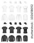 blank uniform template  t...