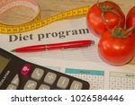 concept diet lose weight by
