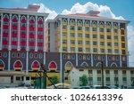 ipoh  perak  malaysia   15...   Shutterstock . vector #1026613396
