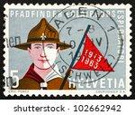 switzerland   circa 1963  a... | Shutterstock . vector #102662942