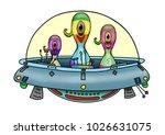 original handrawn digital image ...   Shutterstock . vector #1026631075
