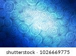 light blue vector natural... | Shutterstock .eps vector #1026669775