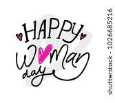 8 march  international women's... | Shutterstock .eps vector #1026685216