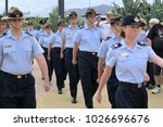squadron australian air force...   Shutterstock . vector #1026696676