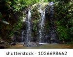 Beautiful Hidden Waterfall On...