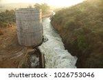 water falls at rural area | Shutterstock . vector #1026753046