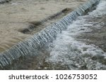 water falls at rural area | Shutterstock . vector #1026753052
