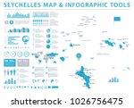 seychelles map   detailed info... | Shutterstock .eps vector #1026756475
